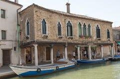 Murano, Venice, Italy Royalty Free Stock Photography