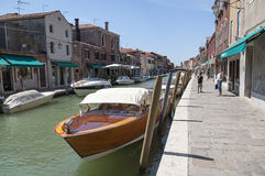 Murano, Venice, Italy Stock Images