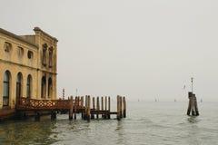 Murano Waterfront Royalty Free Stock Photo