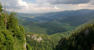 Muranska planina, Slovakia Royalty Free Stock Photography