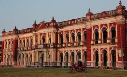 Murapara Zamindar slott Arkivfoto