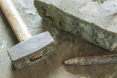 Murarzów narzędzia Zdjęcie Stock