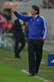 Murat Yakin, manager of FC Basel Stock Photography