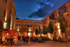 Murate в Флоренсе, Тоскане, Италии Стоковое Изображение RF