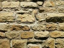 Muratura di pietra ruvida Immagini Stock Libere da Diritti