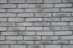 Muratura, muro di mattoni, fondo, mattoni grigi, mattoni bianchi Immagine Stock