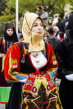 MURAVERA, ITALIE - 2 AVRIL 2017 : Festival de 45 agrumes - Sardaigne photographie stock libre de droits