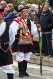 MURAVERA WŁOCHY, KWIECIEŃ, - 2, 2017: 45 cytrusów festiwal - Sardinia Fotografia Royalty Free