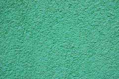Murbruk av grön färg Royaltyfri Bild
