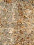 Murbruk för Bonifacio befästningvägg Arkivfoto