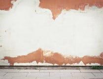 Murbrukväggbakgrund Royaltyfri Foto