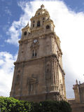 Murcia cathedral, Spain Royalty Free Stock Photos