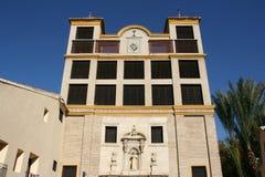 Murcia church Royalty Free Stock Photos