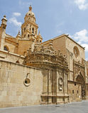 Murcia katedra Zdjęcie Royalty Free