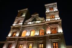 Murcia night Stock Photography