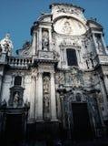 Murcia ` s Katedralny Catedral de Murcia Fotografia Stock