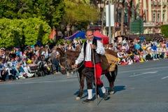 MURCIA, SPAGNA 3 APRILE 2018: celebrazioni a Murcia con il traditi immagini stock libere da diritti