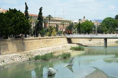 Murcia. Spain Royalty Free Stock Photography