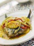 Murcianas Sardines Royalty Free Stock Images