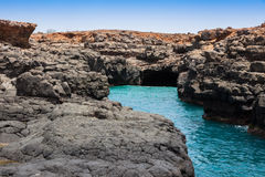 Free Murdeira Bay Beach In Sal Cape Verde - Cabo Verde Royalty Free Stock Photos - 65325718