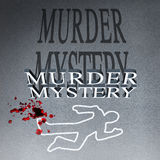 Murder Mystery Stock Images