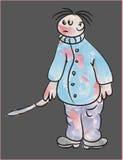 murderer Imagem de Stock