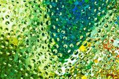 Muren gemaakt ââof tot glas Stock Afbeeldingen