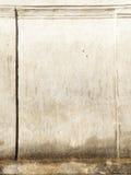 Muren van de tempel Stock Afbeelding