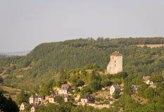 Muret le Chateau Royaltyfri Fotografi