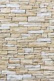 Murez effectué à partir des briques de grès Photographie stock libre de droits