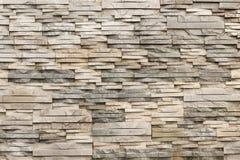 Murez la lumière de décoration, pierre naturelle et rugueuse Texture photo stock
