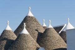 Murge (Apulia, italy) - Trulli Stock Photos