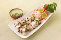 Murgh malai kebab Stock Photography