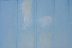 Muri la pelatura della struttura senza cuciture con il modello del materiale blu rustico di lerciume Fotografia Stock