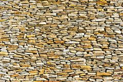 Muri la pietra di struttura fotografia stock libera da diritti
