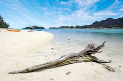 Muri Lagoon in Rarotonga Cook Islands Stock Photos