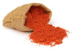 Muriate of potash fertilizer stock image