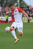 Muris Mesanovic - slavia prague Obraz Stock
