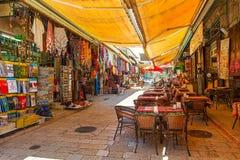 Muristan area market. Stock Image