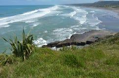 Muriwai beach - New Zealand Royalty Free Stock Photography