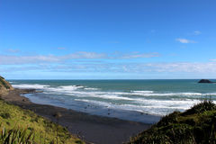 Muriwai Plaża Obrazy Stock