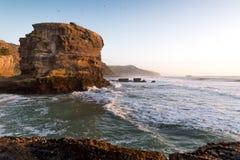 Muriwai Strand Lizenzfreie Stockfotos