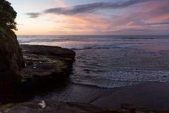 Muriwai Strand Stockfotografie