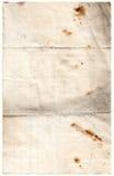 murket inc papper för antikvitetcli Royaltyfria Foton