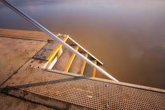 Murky water 1 Stock Photo