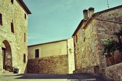 Murlo, Tuscany zdjęcia royalty free