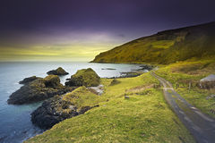 Murlough bay Royalty Free Stock Photography