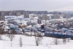 Murmansk Imagem de Stock Royalty Free