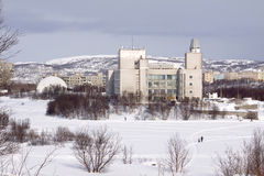 Murmansk Royalty Free Stock Images
