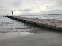 Muro beach Jetty